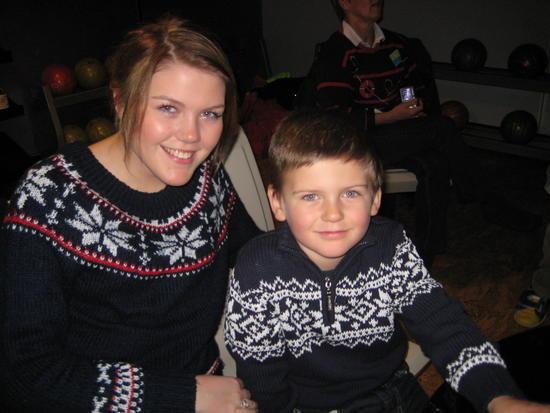 Min stora kille och min söta kusin Sofie!! Sälen dec 2008!