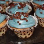 Cupcakes som lovat till efterrätt