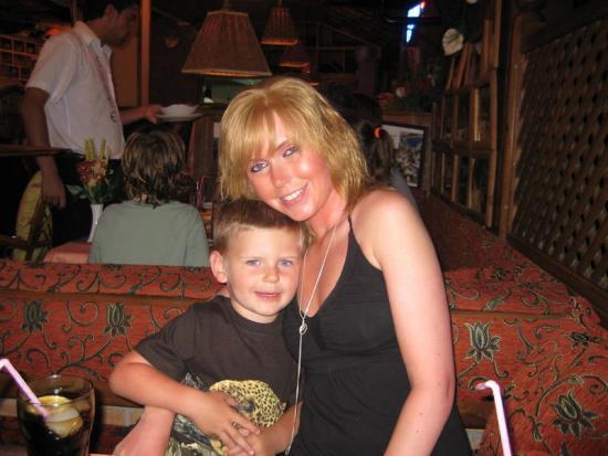 Jag och gosepojken Turkiet 2007!